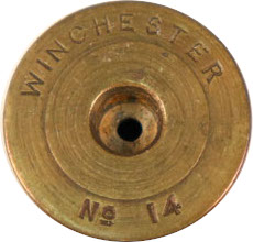 Winchester Shotshell Headstamps